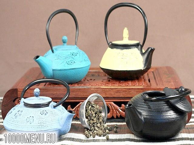 Фото - Що таке чайник тецубін?