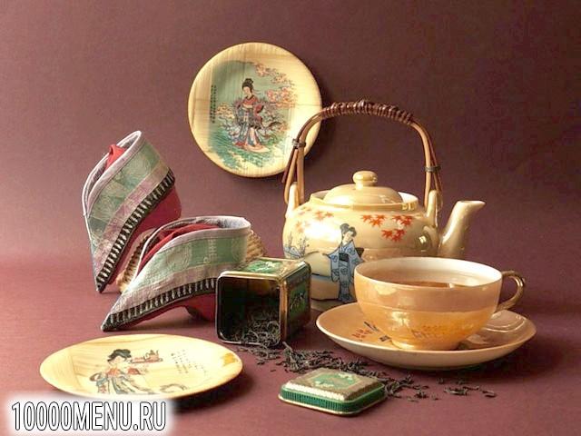 Фото - Що таке японська чайна церемонія?