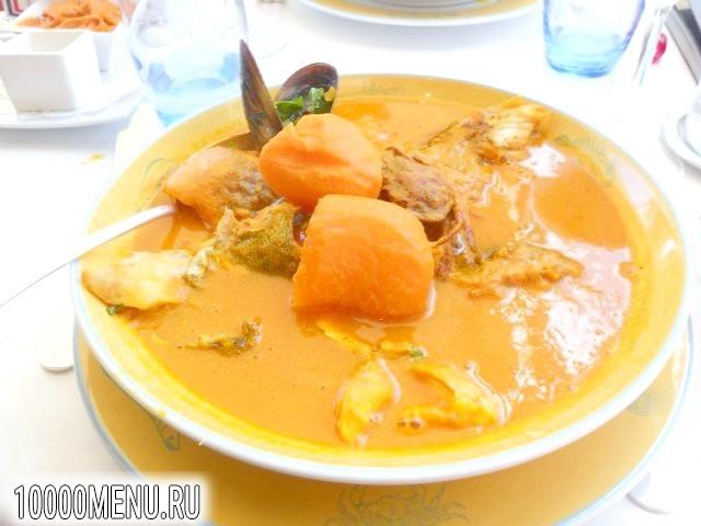 Що таке суп буйабес?