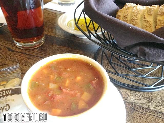 Фото - Що таке суп мінестроне?