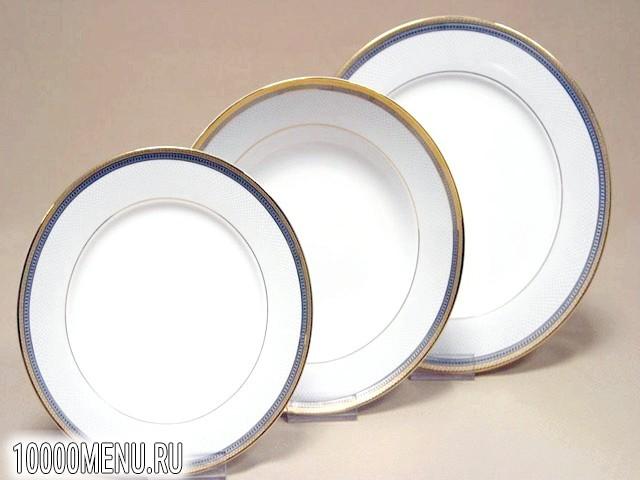 Що таке тарілка? види тарілок