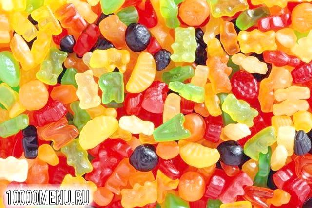 Що таке желейні цукерки?