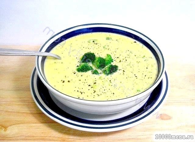 Фото - Сирний суп