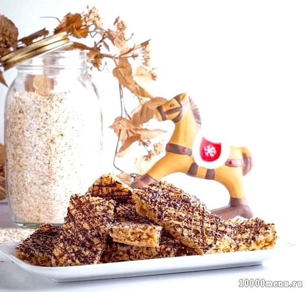 Фото - Вівсяне печиво