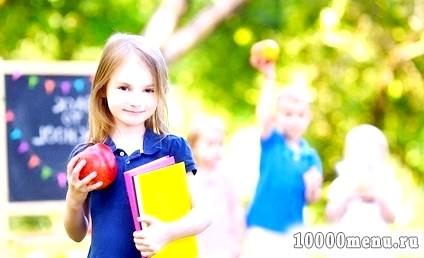 Як краще годувати школяра?