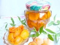 Як приготувати абрикоси у власному соку - рецепт