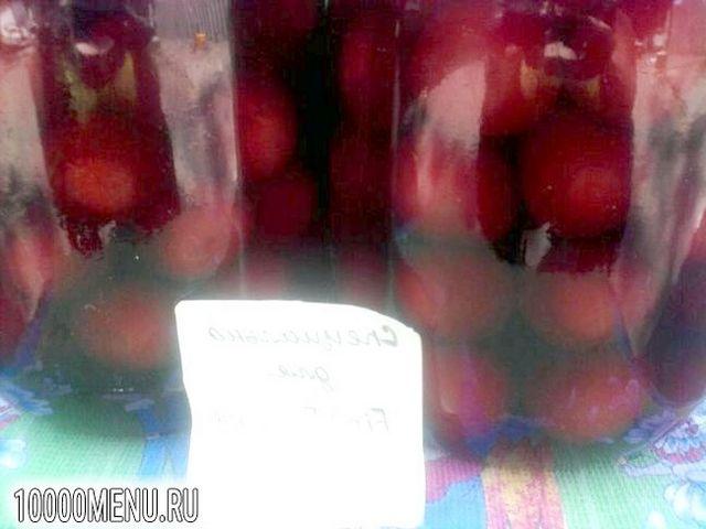 Фото - Ціла алича в цукровому сиропі - фото 6 кроку