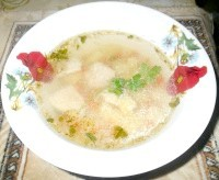 Як приготувати домашній картопляний суп - рецепт