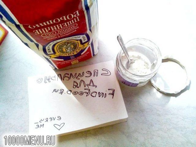Фото - Домашній розпушувач для тіста - фото 2 кроки