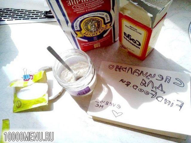 Фото - Домашній розпушувач для тіста - фото 4 кроки