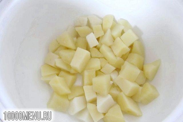 Фото - Деруни з квашеною капустою - фото 4 кроки