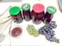 Як приготувати джем з винограду - рецепт