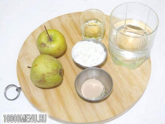 Фото - Фокачча з яблуками - фото 1 кроку