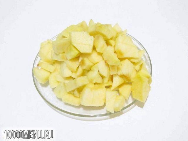 Фото - Фокачча з яблуками - фото 5 кроку