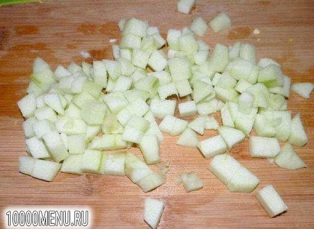 Фото - Фруктовий салат з вершками - фото 1 кроку