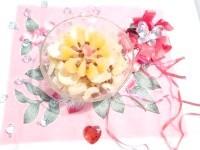 Як приготувати фруктовий салат тропічний квітка - рецепт