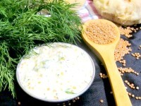Як приготувати гірчичний соус - рецепт