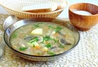 Як приготувати гречаний суп з грибами - рецепт