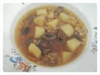 Як приготувати грибний суп із сушених грибів - рецепт