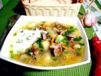 Як приготувати грибний суп - рецепт