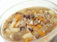 Як приготувати грибний суп з сочевицею - рецепт