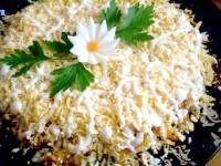 Як приготувати гриби під шубою - рецепт