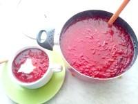 Як приготувати густий борщ з сочевицею - рецепт