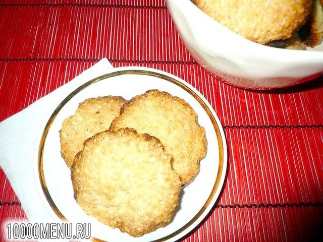 Фото - Хрустке вівсяне печиво - фото 10 кроку