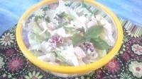 Як приготувати хрусткий салат з квасолею і айсбергом - рецепт