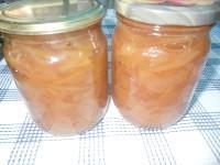 Як приготувати яблучне варення з прозорими часточками - рецепт