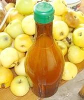 Як приготувати яблучний оцет - рецепт