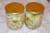 Як приготувати кабачки на зиму - рецепт