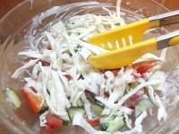 Як приготувати капустяний салат - рецепт
