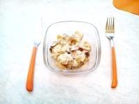 Як приготувати картоплю з грибами в сметані в мультиварці - рецепт