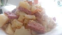 Як приготувати картопля тушкована з овочами в мультиварці - рецепт