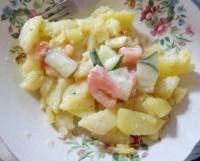Як приготувати картоплю запечений з сиром в мультиварці - рецепт