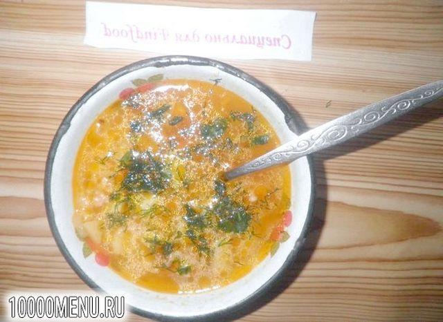 Фото - Картопляний суп з фрикадельками - фото 9 кроку