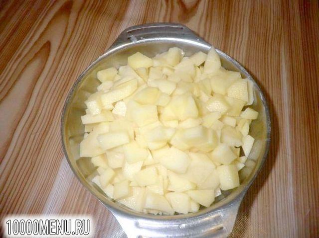 Фото - Картопляний суп з фрикадельками - фото 6 кроку