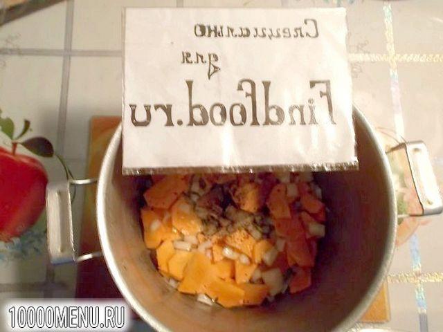 Фото - Картопляний суп з пір'їнками - фото 3 кроки