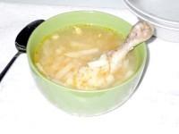 Як приготувати картопляний суп з вермішеллю - рецепт