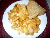 Як приготувати картоплю з сиром - рецепт