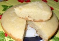 Як приготувати кекс лимонний з родзинками - рецепт