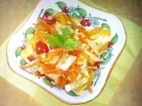 Як приготувати китайський овочевий салат - рецепт