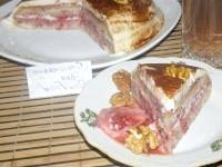 Як приготувати полуничний пиріг з маскарпоне - рецепт
