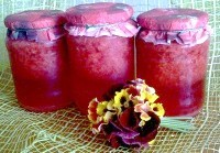 Як приготувати полуницю перетерту з цукром на зиму - рецепт