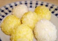 Як приготувати кокосові кульки - рецепт
