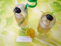 Як приготувати коктейль феєрія - рецепт