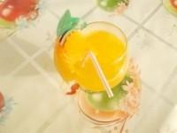 Як приготувати коктейль сонечко - рецепт