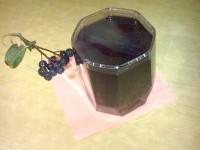 Як приготувати компот з чорноплідної горобини і злив - рецепт