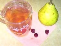Як приготувати компот з груш і суниці - рецепт